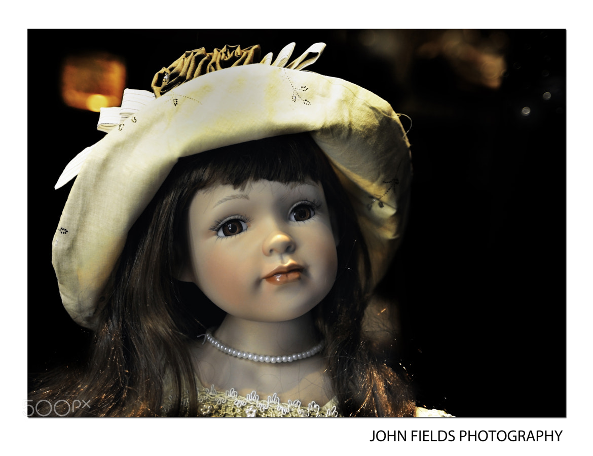 Photograph Doll in a shop wi by John Fields on 500px