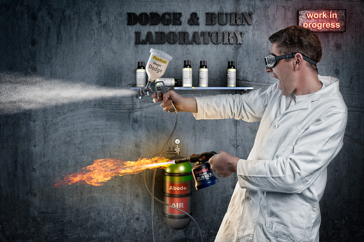 Photograph The real Art of Dodge & Burn by Alex Schneider on 500px