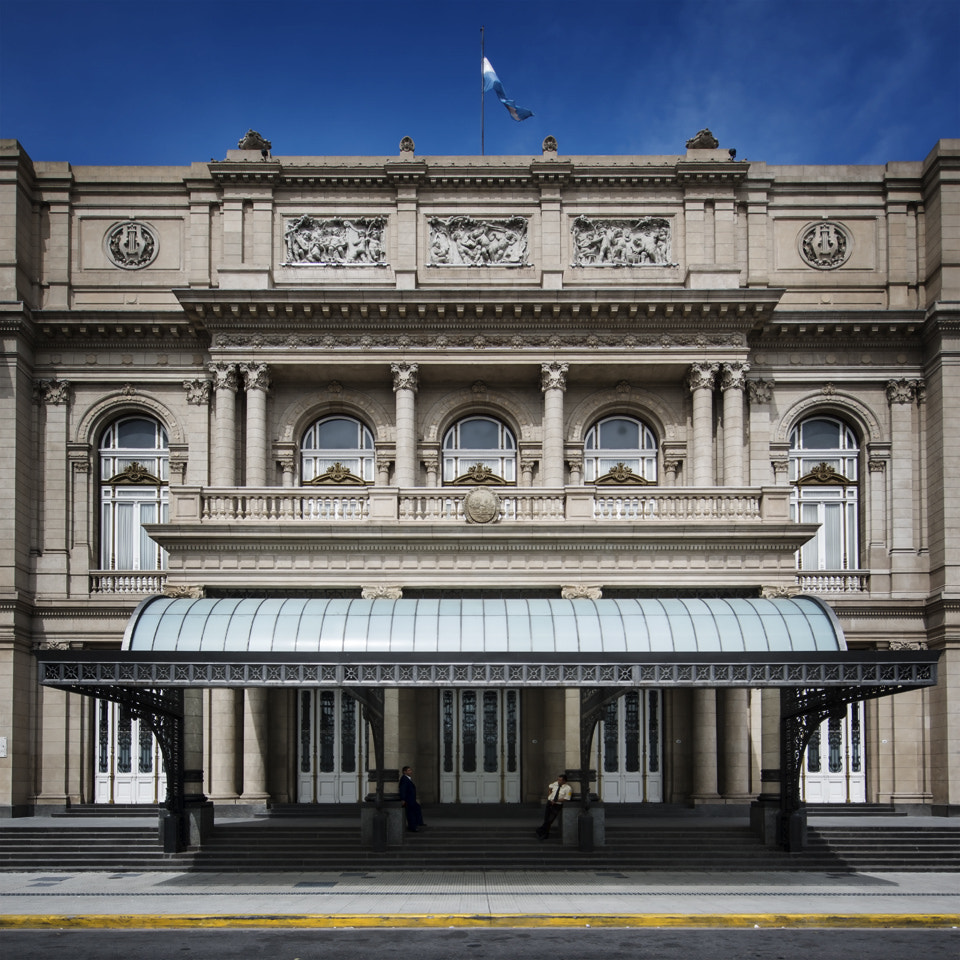 Photograph Teatro Colon by Catalin Marin on 500px