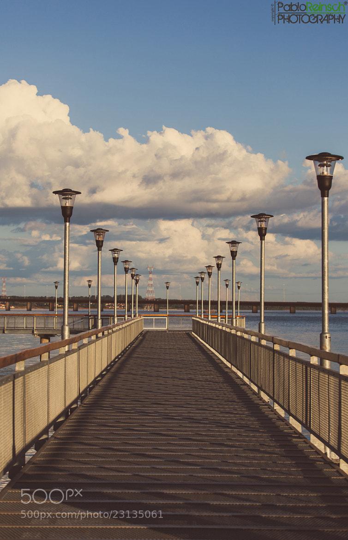 Photograph Vintage pier.- by Pablo Reinsch on 500px