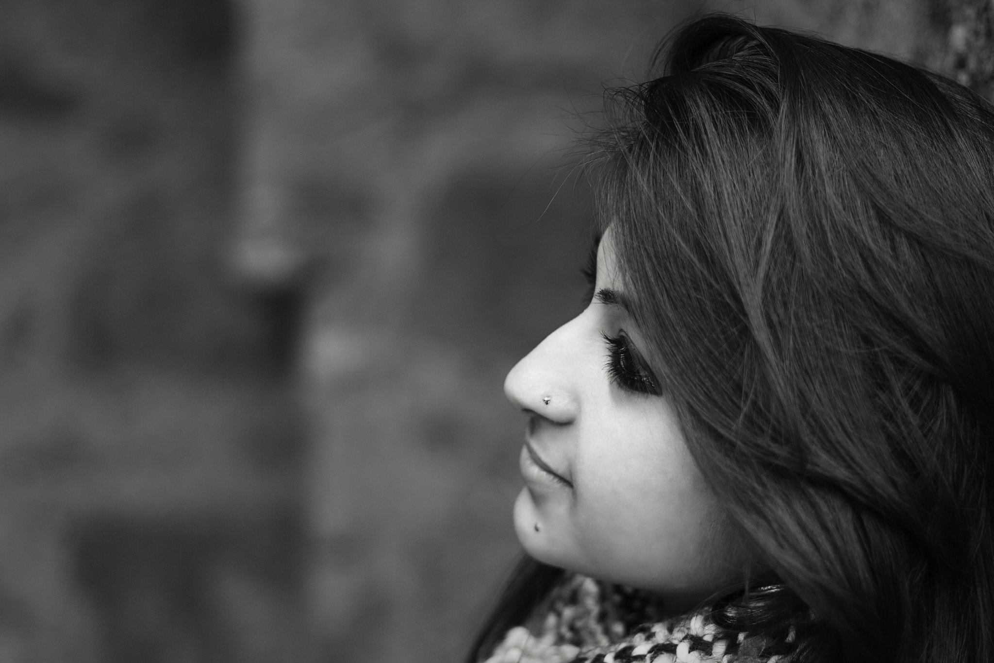 Photograph The better side of her! by Kunal Khurana on 500px