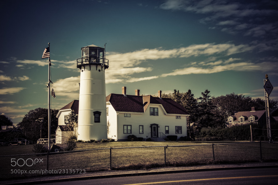 Photograph Chatham Light by Todd Leckie on 500px