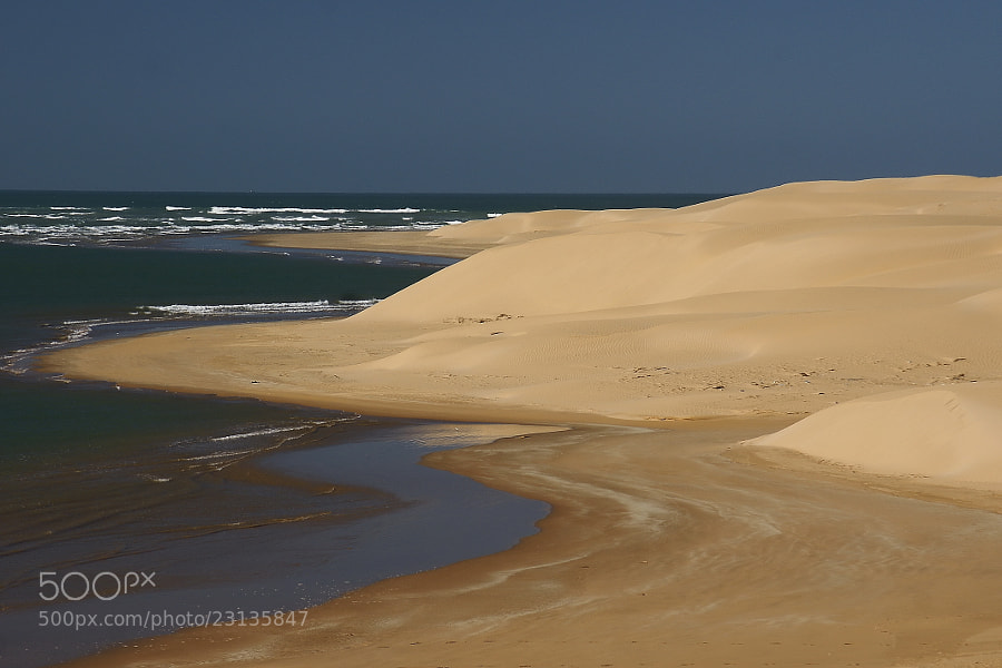 Photograph Gulf in West Sahara by Branko Frelih on 500px