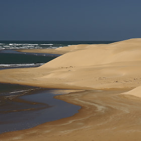 Gulf in West Sahara by Branko Frelih (Branko_Frelih)) on 500px.com