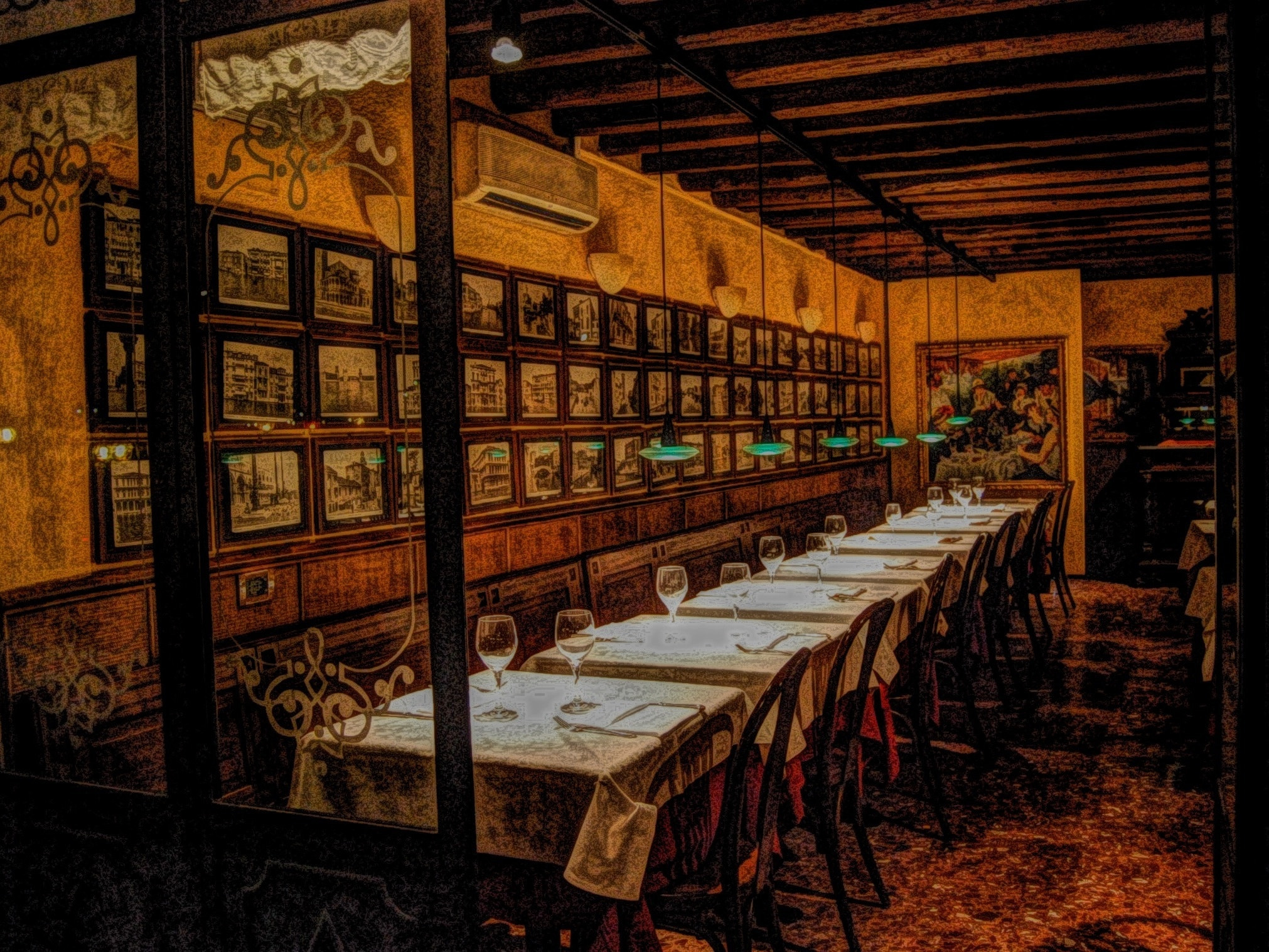 Photograph A place for dinner by Gustimbaldo Del Piero on 500px