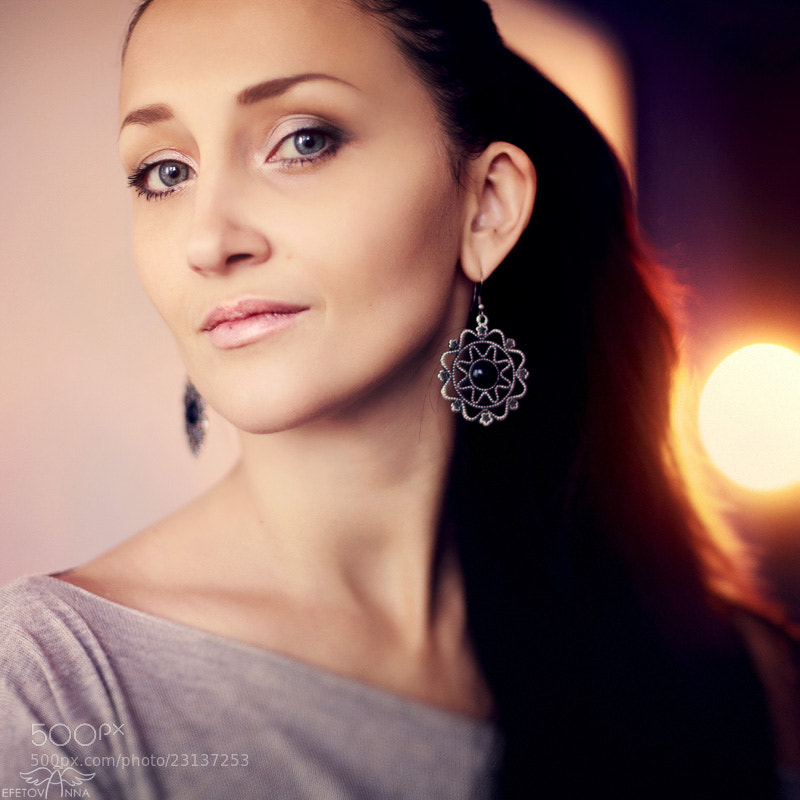 Photograph Annette by Anna Efetova on 500px