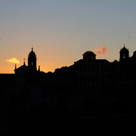 Porto sunset - Portugal