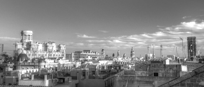 Photograph Roof top view by Anne Costello on 500px