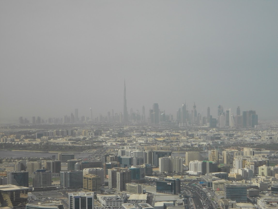 Photograph Dubai panorama by Saša Milenković on 500px