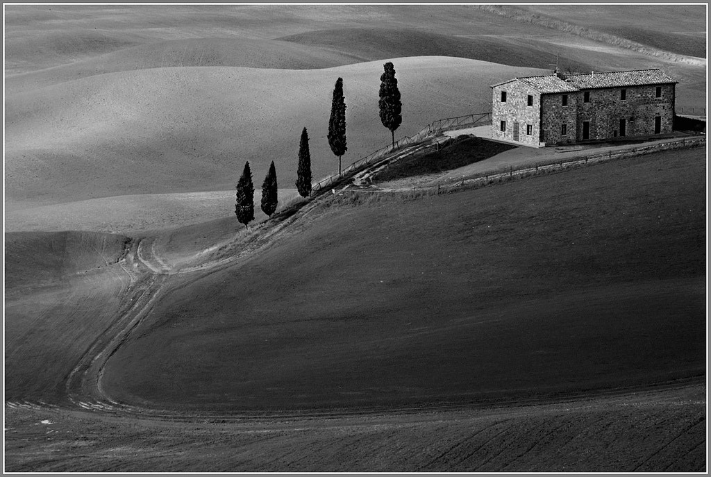 Photograph Podere Toscano by Carlo Tardani on 500px