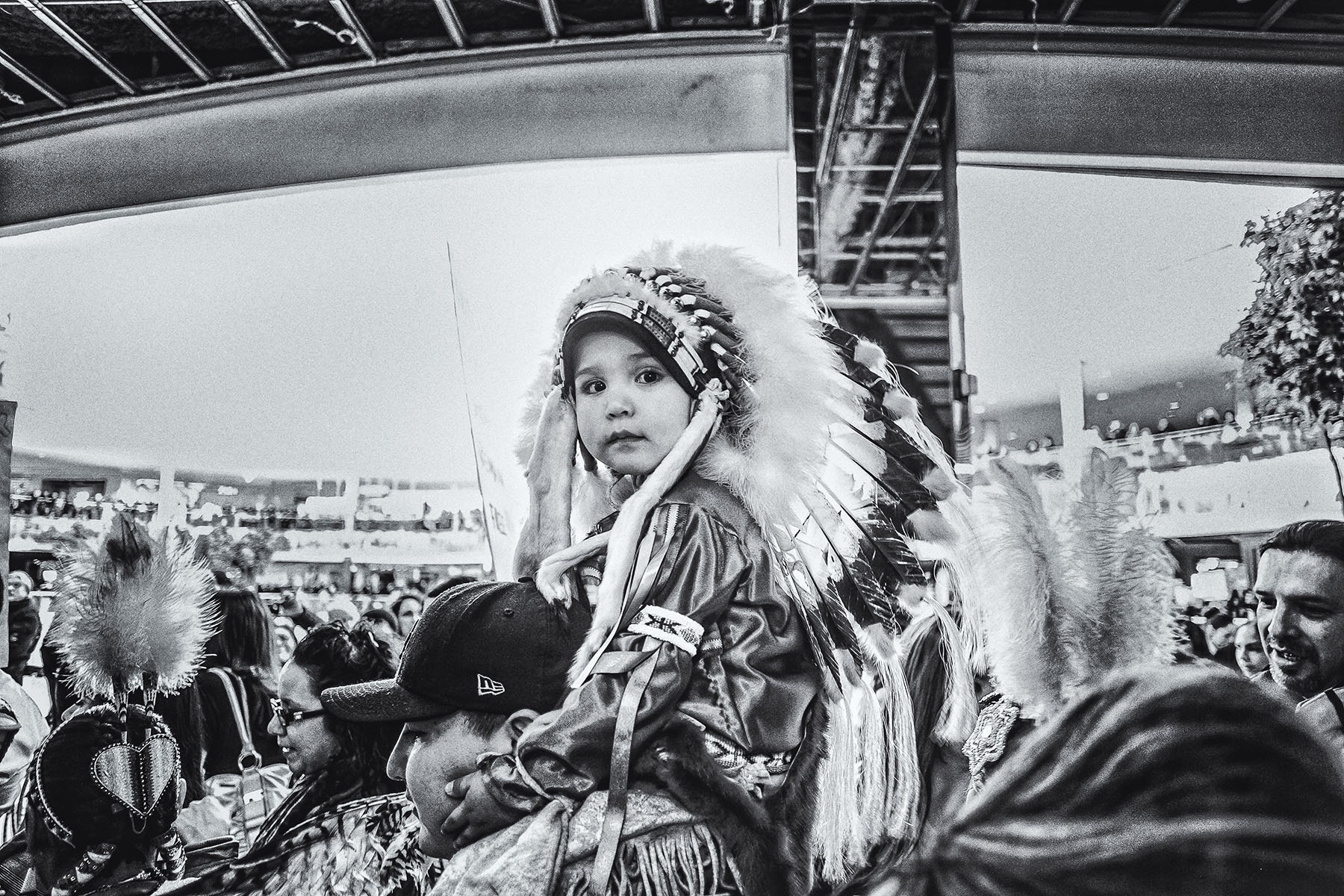 Photograph Idle No More by Arsan Buffin on 500px