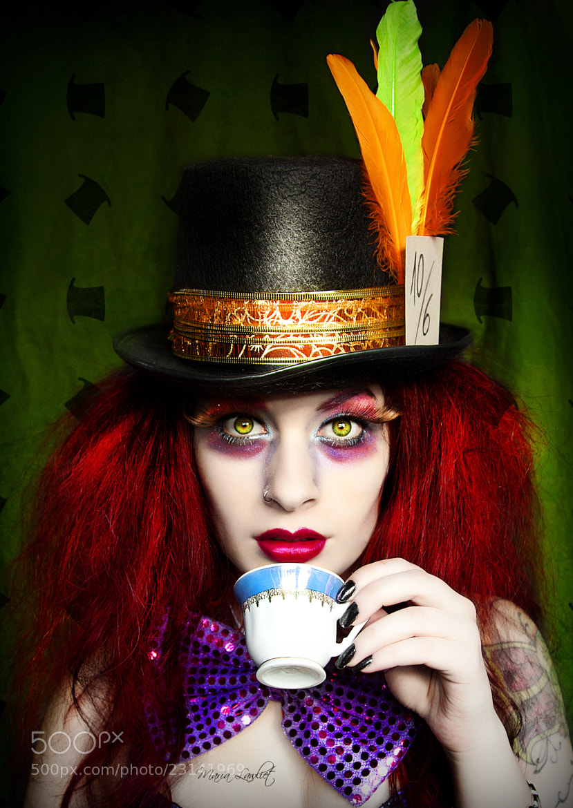 Photograph The Mad Hatter by María Lawliet on 500px