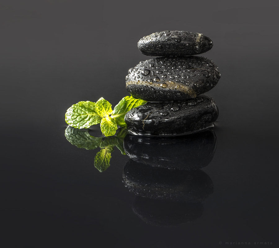 Zen on the rocks
