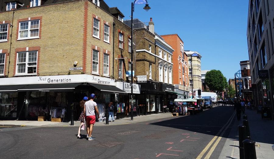 Petticoat Lane Market, London by Sandra on 500px.com