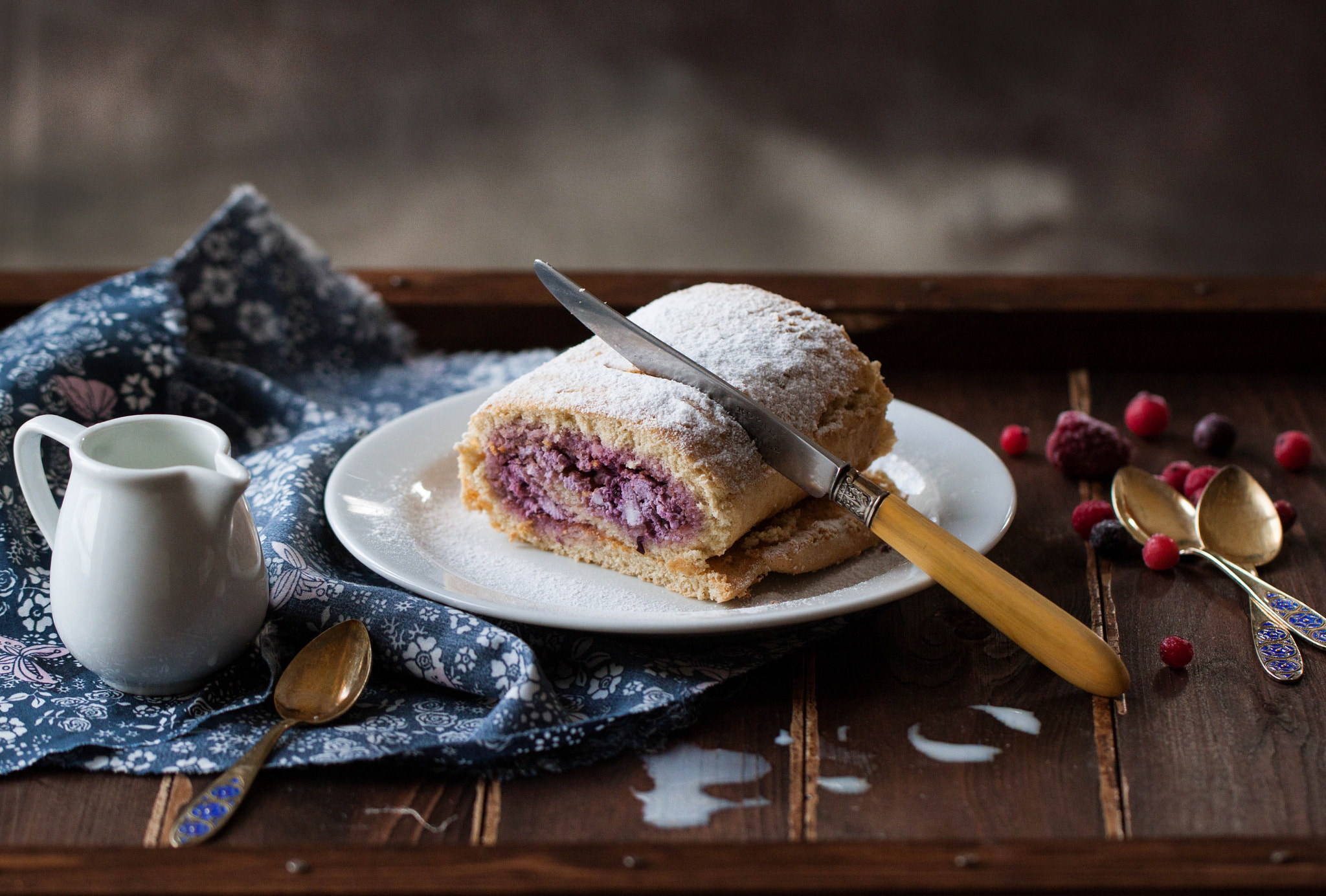 Photograph Cottage cheese strudel by Natasha Breen on 500px