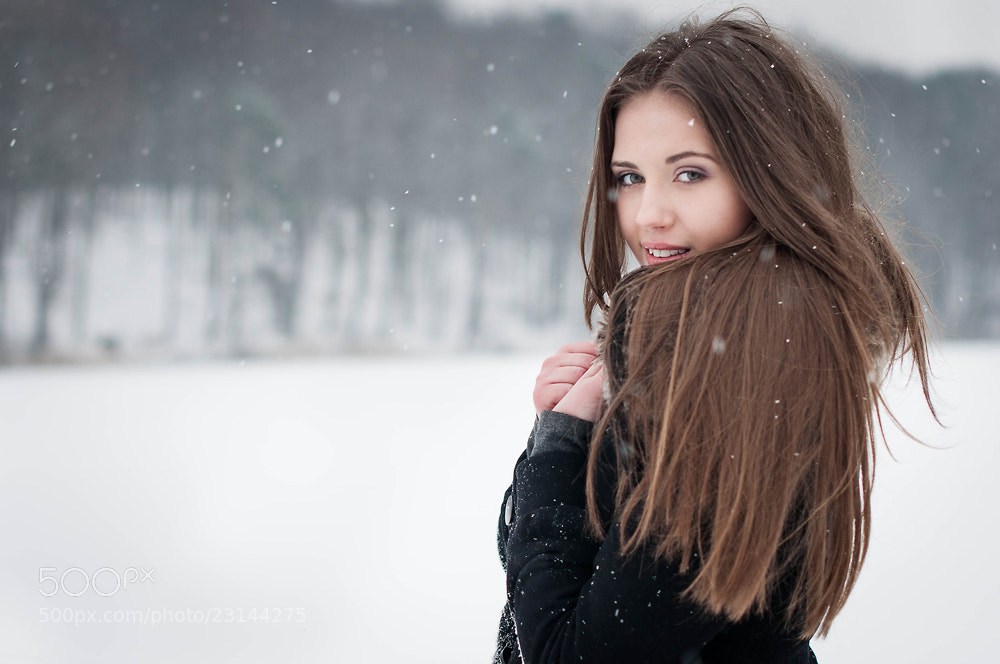 Photograph Martyna :) by Bartosz Kamecki on 500px