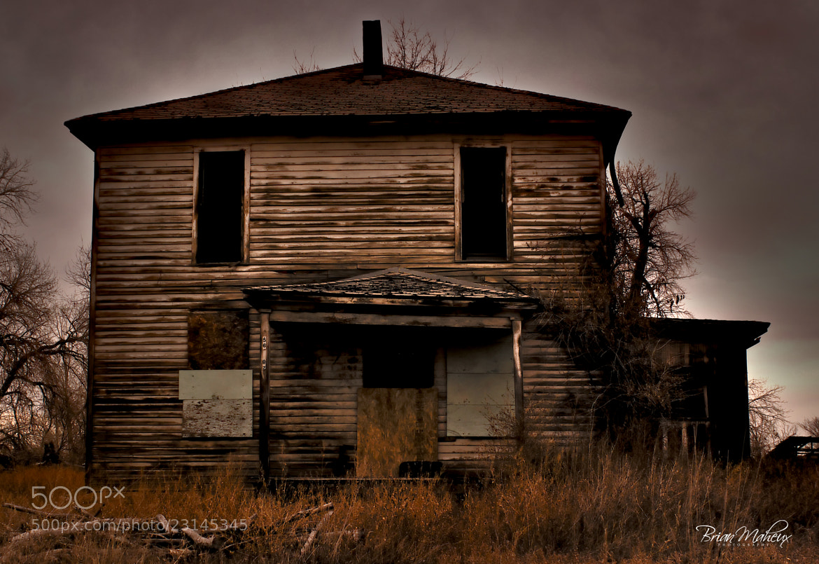 Photograph Home by Brian Maheux Photography on 500px