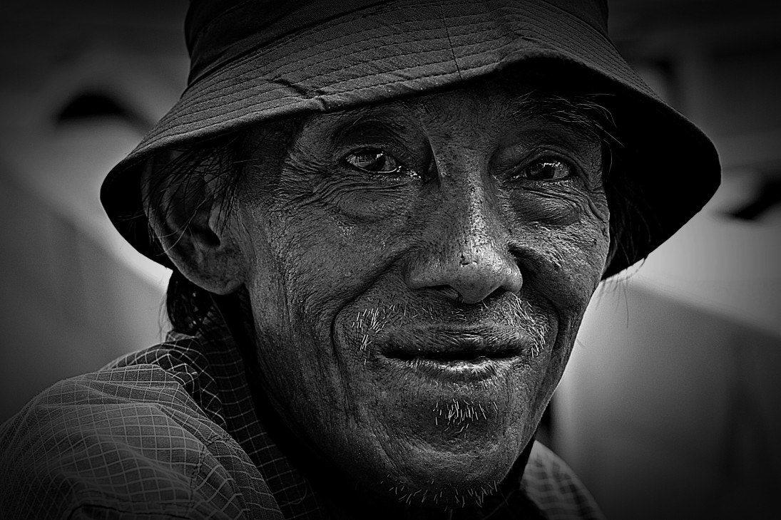 Photograph Smile by Burak  on 500px
