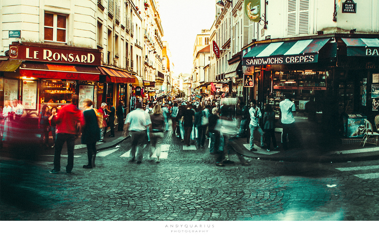 Photograph Montmartre by Andy Quarius on 500px