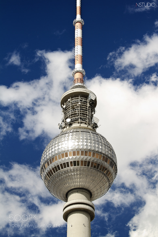 Photograph Berlin - Fernsehturm TV Tower III by NSTUDIO PHOTO on 500px