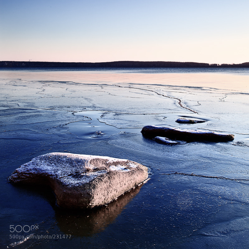 Photograph Thin ice by Alexei Mikhailov on 500px