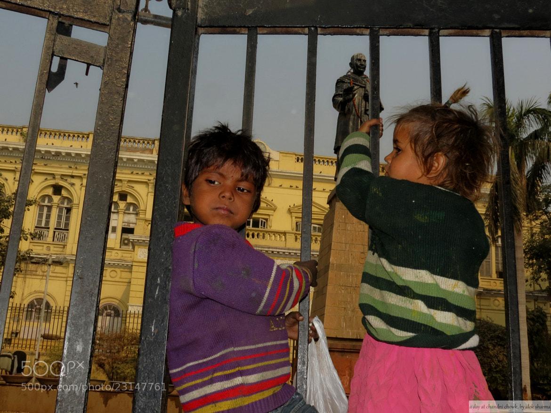 Photograph Chandni Chowk @ Delhi by alok  on 500px