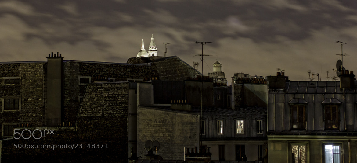 Photograph Paris by Night Alternate by Will Araujo on 500px