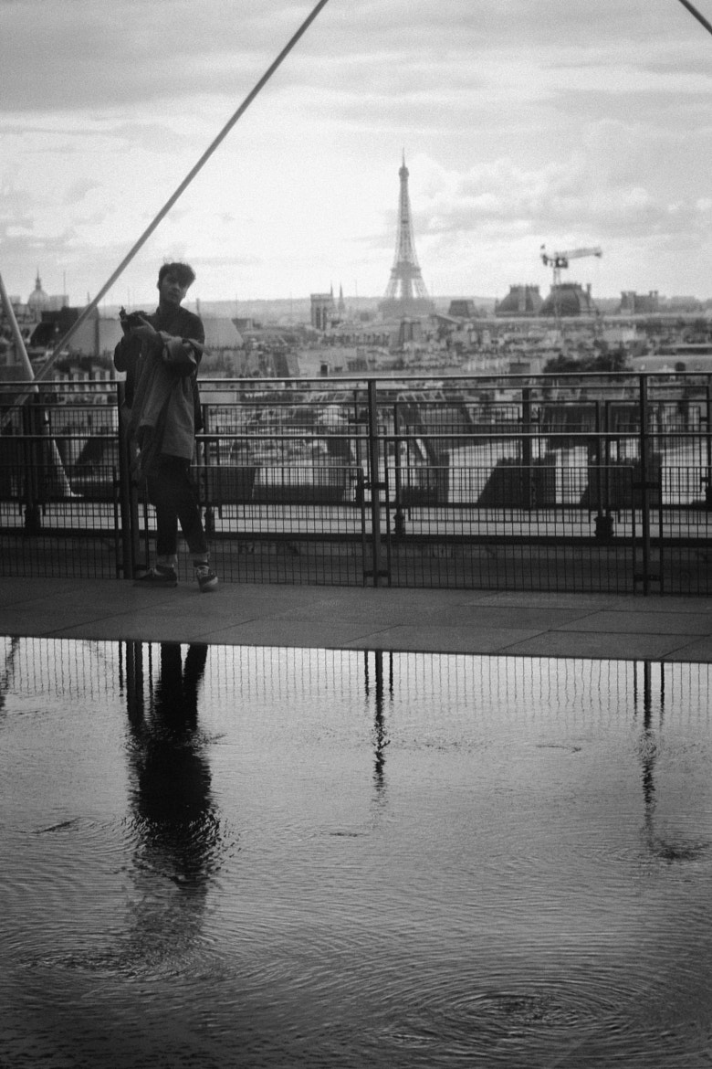 Photograph attraper un moment Georges Pompidou by Liam Philley on 500px
