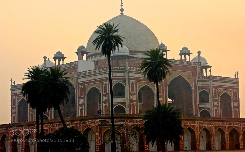 Photograph Humayun Tomb by Vikram Sharma on 500px