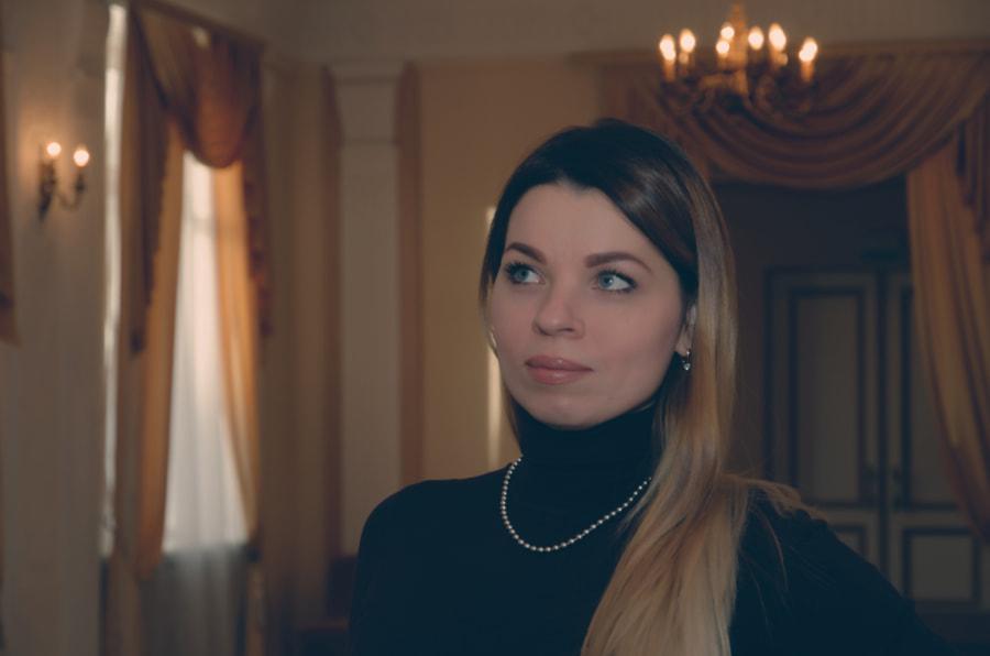 Marina, автор — Александр Брезденюк на 500px.com