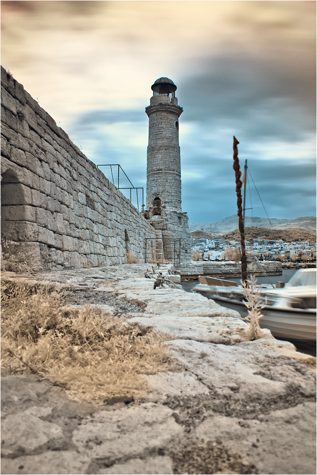 Photograph Old harbor in rethymno by Torsten Hufsky on 500px