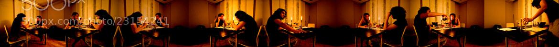 Photograph The Long Dinner by Sarp Şık on 500px