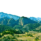 The landscape of the Santa Monica Mountains was not just created by geological forces, altered by weather, or covered by vegetation, but shaped by the people who lived and worked here.  People came to this area for many reasons. Initially, the Chumash and Tongva called the Santa Monica Mountains home. Then Spanish Explorers passed through these lands, followed by Rancheros and Homesteaders who worked the land they lived on. Still today, people work, travel, and recreate in the Santa Monica Mountains and call this place their home.