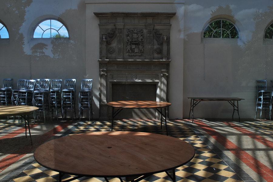 Wrest Park&House, UK by Sandra on 500px.com