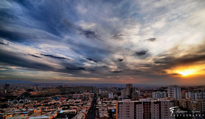 Photograph Roshdieh by Peyman Az on 500px