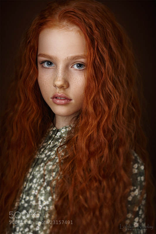 Photograph Albina by Nikolay Lobikov on 500px