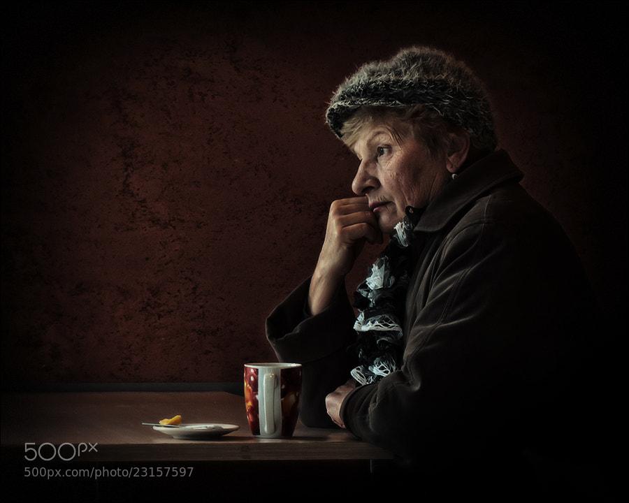 Photograph Tea with Lemon by Alexander Stoyanov on 500px