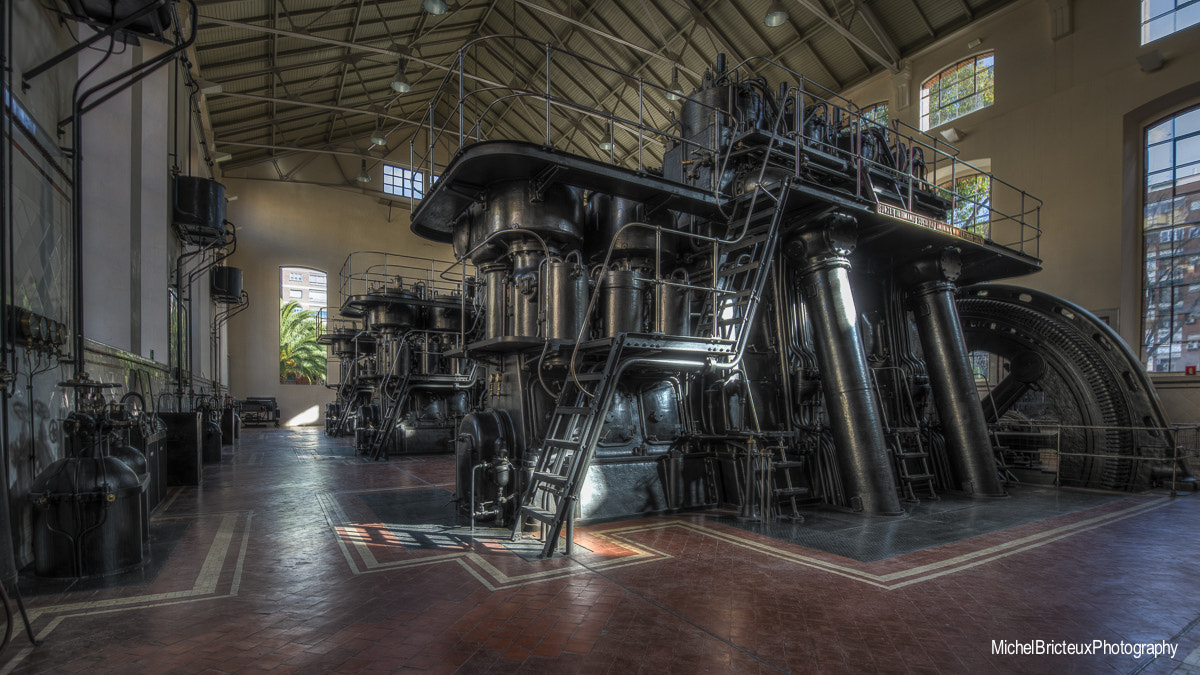 Photograph Power Generating Plant XII by Michel Bricteux on 500px