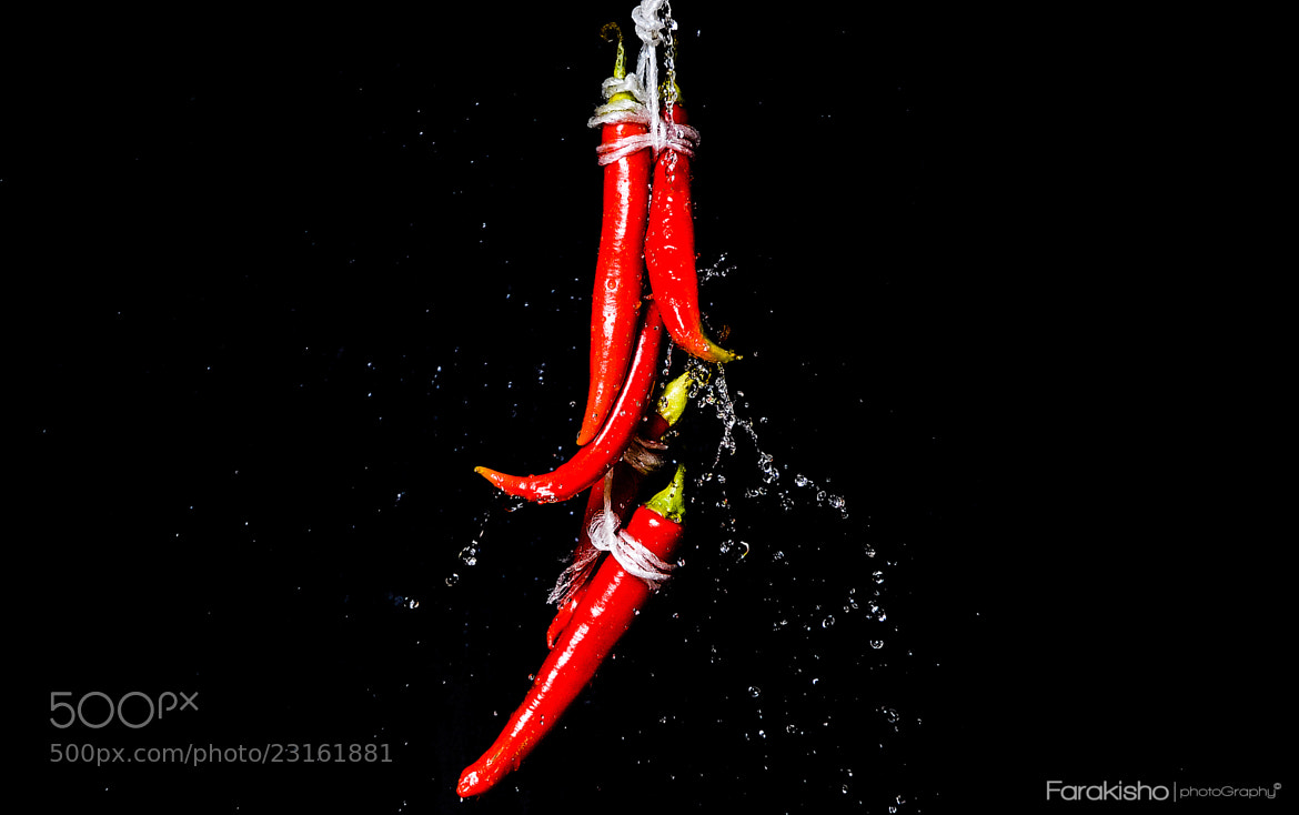 Photograph Red Pepper by mohamed osama elbaz on 500px