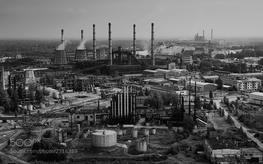 Photograph Stark industries by Marat Dupri on 500px