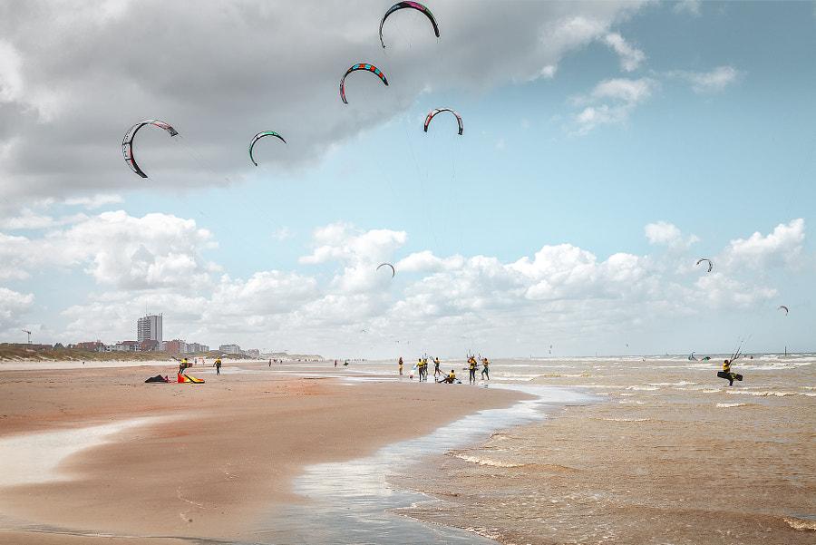 *Waiting for the wind*, автор — iVengo на 500px.com