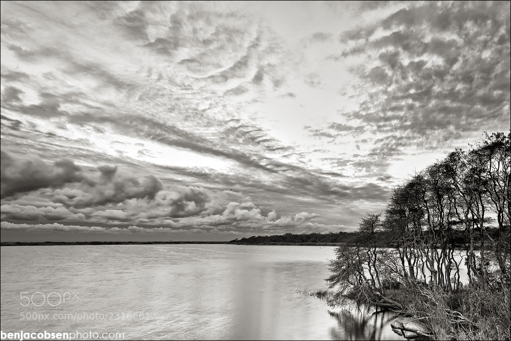 Photograph Trustom Clouds by Ben Jacobsen on 500px