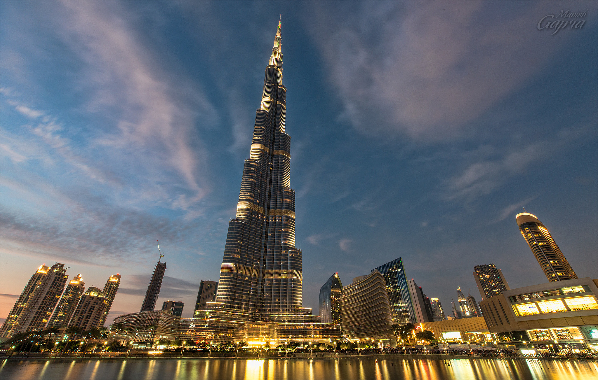 Photograph Crown Jewel of Dubai by Manish Gajria on 500px