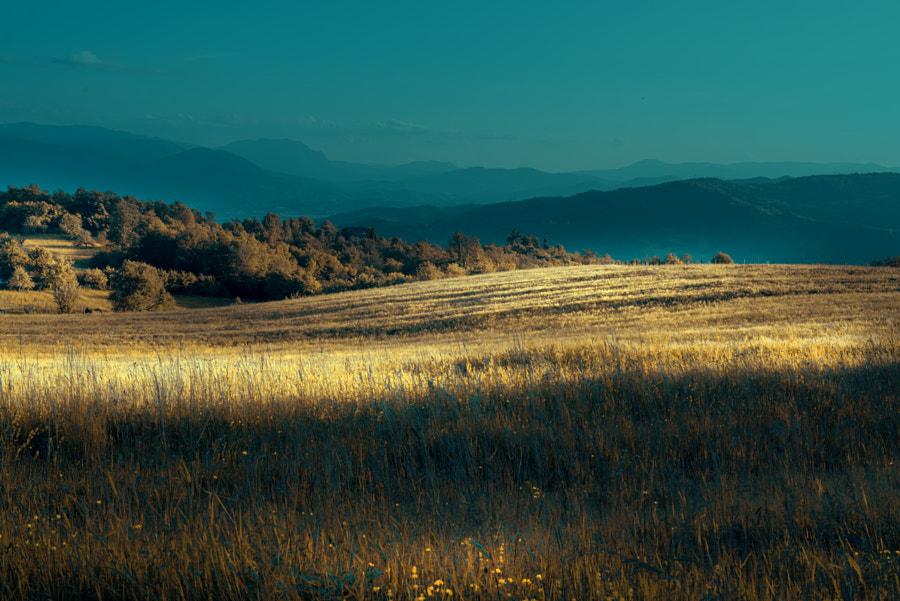 Countryside View, автор — Mevludin Sejmenovic на 500px.com
