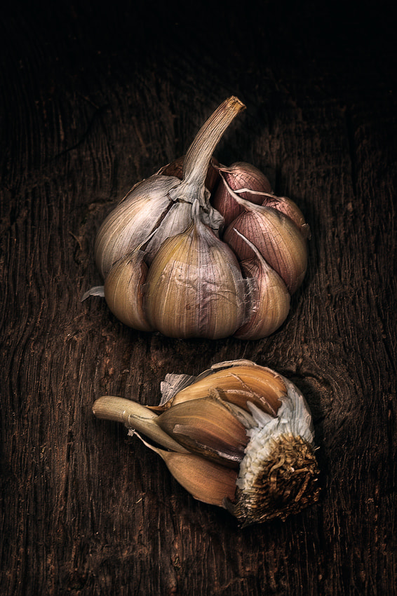 Photograph Garlic by Antonio Diaz on 500px