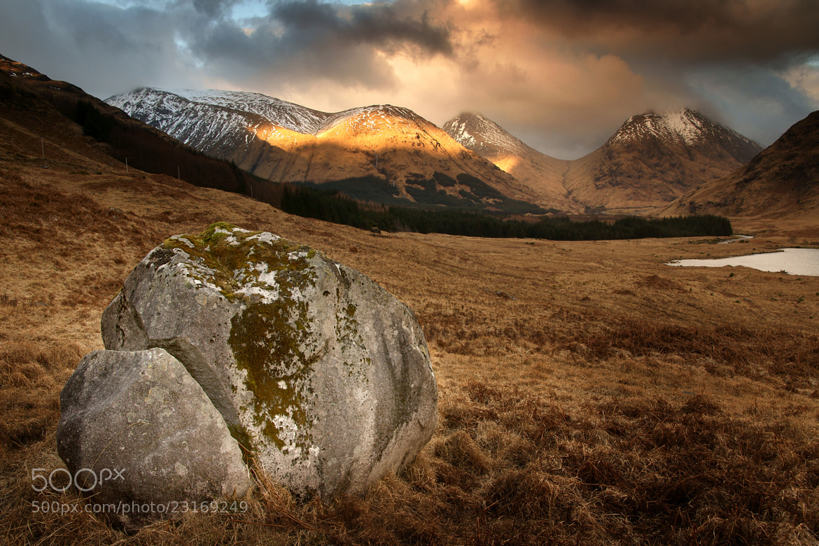 Photograph Glen Etive by Kenny Muir on 500px