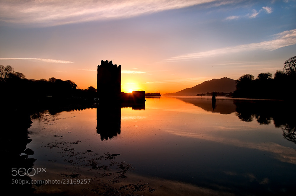 Photograph Sunrise on the keep  by Desmond Daly on 500px