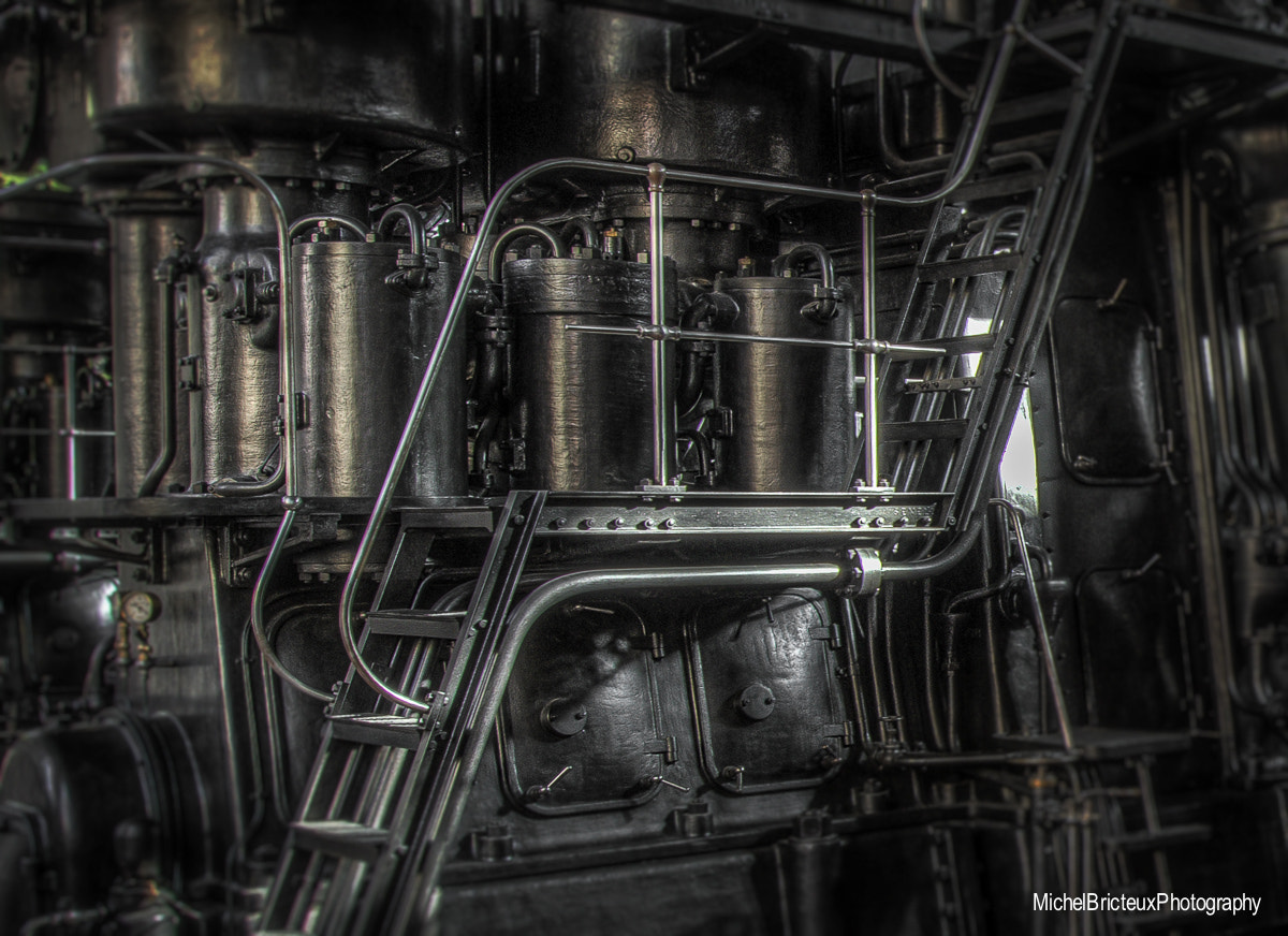 Photograph Power Generating Plant XVI by Michel Bricteux on 500px