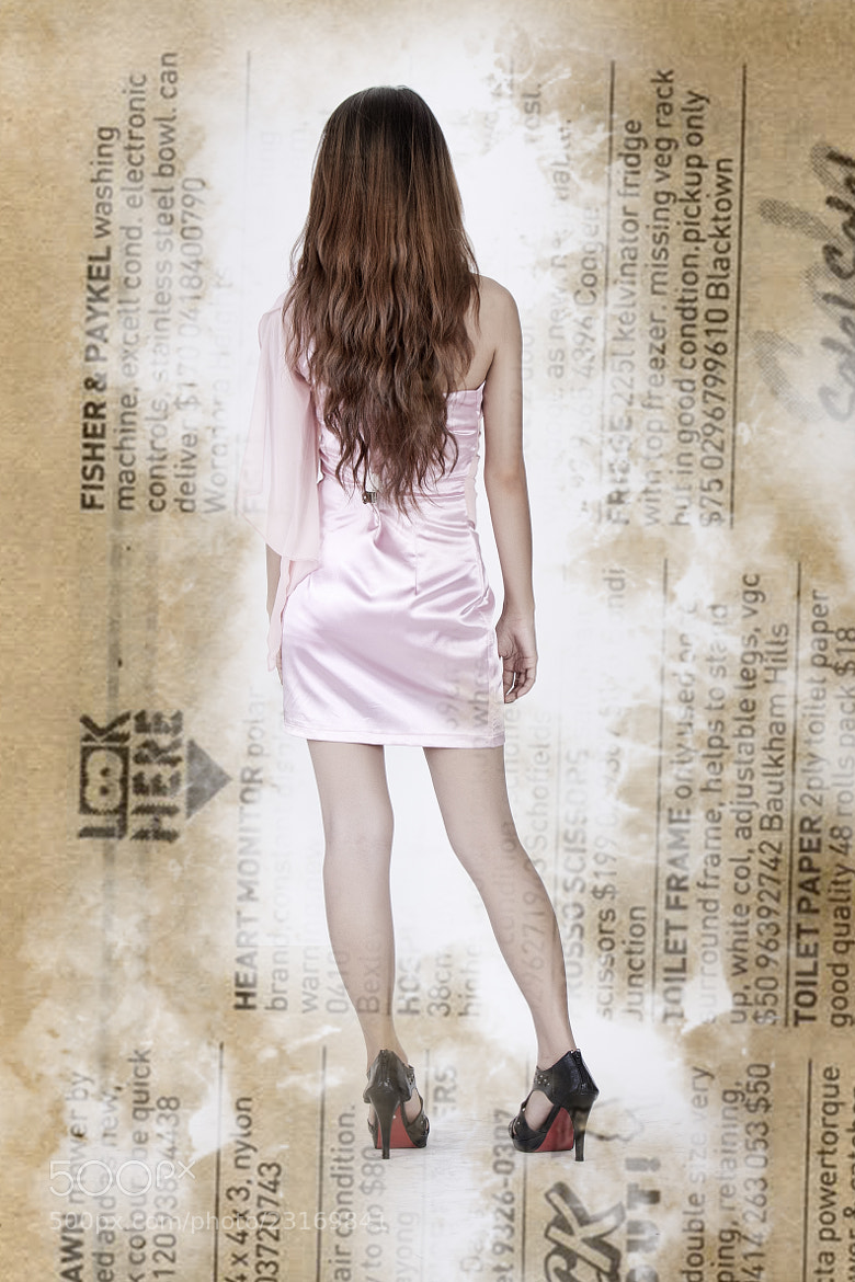 Photograph Pink Dress Sweet by Foto Pretty on 500px
