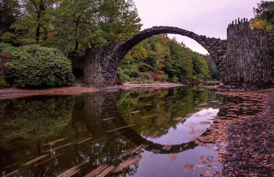 Streaming Devil's Bridge, автор — PhotonPhotography -Viktor Lakics на 500px.com